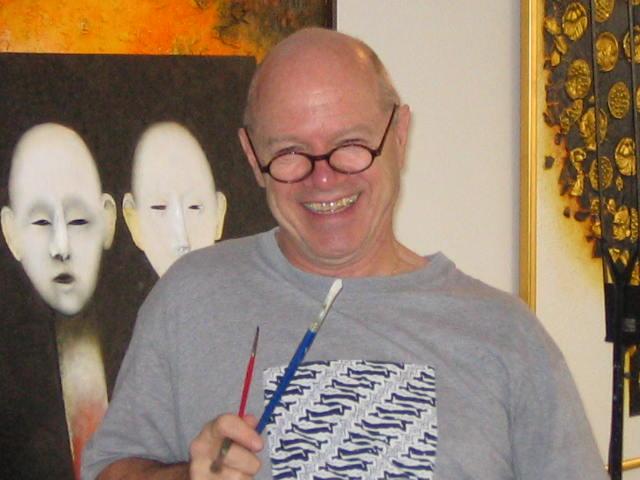 Gerd Koidl artist Sydney Australia & Vienna Austria